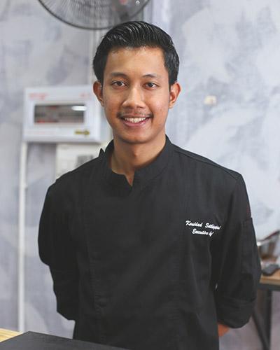 เชฟดล| มุ่งมั่นในการทำอาหารตั้งแต่เด็ก จนประสบความสำเร็จในวัยเพียง 27 ปี กับการเป็นExecutive chef !