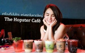 The Hopster Café Hat Yai เครื่องดื่มไนโตรแห่งแรกในหาดใหญ่