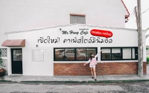 หาดใหญ่ | ร้านใหม่สุดคิ้วท์สไตล์มินิมอล ฟิวโคเรีย Mr.Hung Cafe