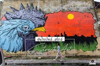 หาดใหญ่ | แลนด์มาร์คใหม่!!Street Art 11 จุด ถ่ายรูปสุดชิค กลางเมืองหาดใหญ่
